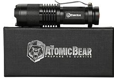 SWAT Tactical LED Flashlight - Small and Powerful Pocket Size LED Flashlight to Dominate the Darkness - Self Defense - Zoomable - Water Resistant Gear #SWAT #Tactical #Flashlight #Small #Powerful #Pocket #Size #Dominate #Darkness #Self #Defense #Zoomable #Water #Resistant #Gear