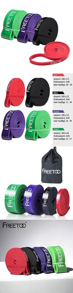 Resistance Trainers 79759: Freetoo® Best Workout Rubber Band Resistance Bands -> BUY IT NOW ONLY: $57.39 on eBay!