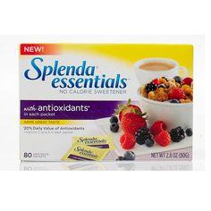 Splenda Essentials with Antioxidants