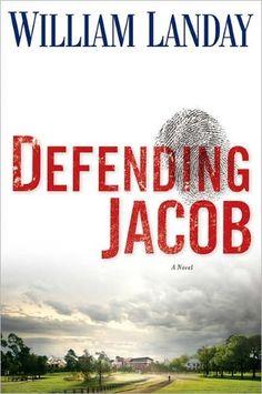 Think of 'Defending Jacob' as a mix between Jodi Picoult and John Grisham.