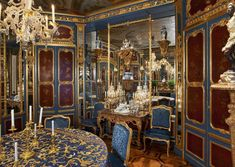 An exploration of Chinoiserie in interior design from its beginning in 17th century Europe through today, the allure of the exotic Orient.