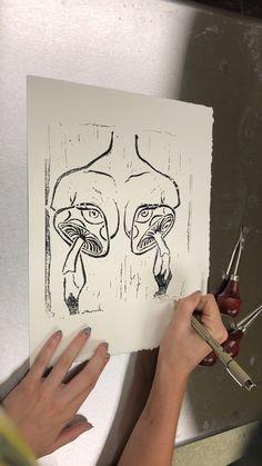 Trippy Drawings, Psychedelic Drawings, Sick Drawings, Skeleton Drawings, Small Canvas Art, Mini Canvas Art, Arte Sketchbook, Sketchbook Cover, Sketchbook Ideas