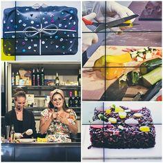 #FashionFood - Food Experience - Mondadori #ricetta - #MFW Milano 21-23 Settembre 2013 #SaleePepeMag #Grazia -   Anna Marconi (Taste of Runway), Benedetta Bruzziches
