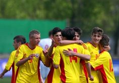 ROMANIA UNDER 16, LOCUL 2 LA CUPA COSTIN LAUREAN
