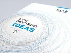 Corporate Business Brochure by Andrej Sevkovskij, via Behance
