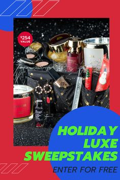 No purchase necessary. Open to legal residents of the 50 U.S. & DC, including authorized independent Avon sales representatives, 18 and older. Sweepstakes ends 11:59 p.m. ET 11/30/20. Void where prohibited. Best Selling Makeup, Free Sweepstakes, Avon Sales, Sales Representative, Bath And Body, Artisan, Holiday, Vacations, Craftsman