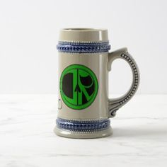 HTH Drink like a HERO Beer Stein - diy cyo customize create your own personalize