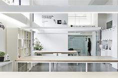 RIGI's Office Space Encourages Dialogue and Creativity
