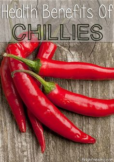 Chillies Help to Bur