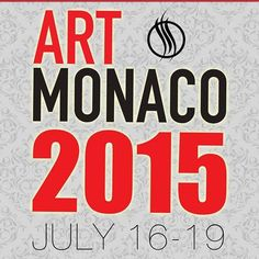 Photo: Where does #art meet #glamour? At #ArtMonaco15 July 16th-19th 2015. To participate, email us at info@opuseventi.com Monaco, Meet, Glamour, Munich