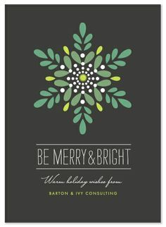 minimal graphic design christmas holiday card - Google Search