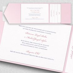 Thermo Classico - Pocket Invitation    | 40% OFF  |  http://mediaplus.carlsoncraft.com/Wedding/Wedding-Invitations/2414-FBN25535BT-Thermo-Classico--Pocket-Invitation.pro
