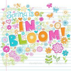 Springtime! #Boden #BloomThroughTheGloom #SarahGibson