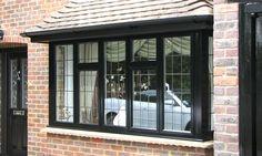 Black Casement Windows | black casement windows