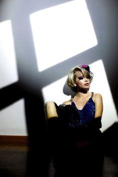 Iluminação sem segredos, ensaio fotografico