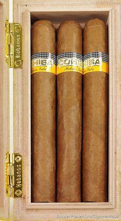 Cohiba Zigarren Siglo 6 Mehr
