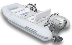 Walker Bay Launches a new line of SUPERTENDER Small RIBs - NauticExpo
