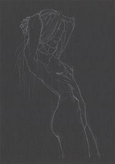 ArtStation - #427 how it is made, artby Celina