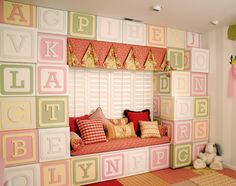 Magical Children's Bedroom from Kidtropolis | Home Design Lover