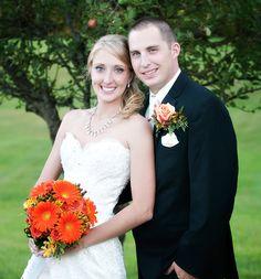 Jillian & Alex's New Hampshire Real Wedding | Allison Hope Photography | As seen on WellWed