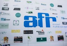 A Big Thank You To Our Sponsors!!! #afrTOUR Miami Networker #eventplanning #eventdesign #afreventfurnishings