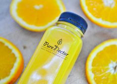 Just refreshing orange Juice by #PureNectarJuice. How can you go wrong