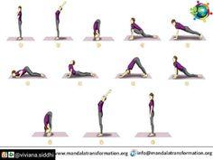 Surya Namskar-The PROPER EXERCISE to keep you fit and healthy!!! https://mandalatransformation.org & https://mandalatransformation.net #yoga #yogini #fit #healthy @RepostIt_app