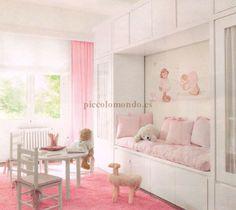 En la revista El Mueble Niños 15 podéis ver varios proyectos realizados en Piccolo Mondo.