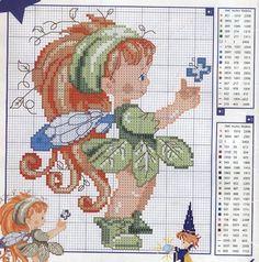 "ru / Los-ku-tik - Album ""Cross Stitch Gold Part Fantasy Cross Stitch, Cross Stitch Fairy, Cross Stitch Angels, Butterfly Cross Stitch, Cross Stitch For Kids, Cross Stitch Borders, Cross Stitch Flowers, Cross Stitch Charts, Cross Stitch Designs"