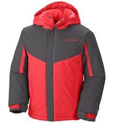 Columbia Sportswear Stun Run Insulated Jacket - Boys