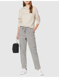 Damen Übergröße Plus Size Weite Legged Hosen Vintage Retro Bedruckte Hosen