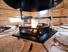 10m² Medium BBQ Cabin