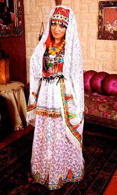 Berber woman - Morocco.