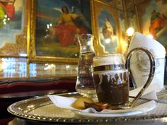 Florian, the oldest coffee house not only in Venice, but probably in Europe