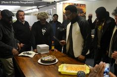 Roger cutting his Bday cake 2012 Naturally7