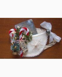 Coffee Cup Gift Card Holder - Lisa Pace