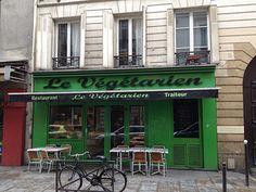 Le vegetarien - Paris, France