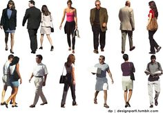 dp | Design Parti: 12 high quality cut out people in photoshop format