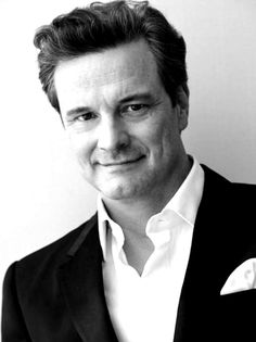 Hello Mr. Firth
