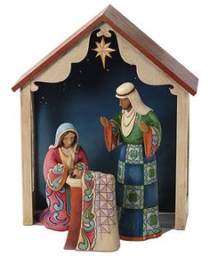 Jim Shore Nativity Set Would love to have this Jim Shore Christmas, Christmas Nativity Set, Christmas Makes, Christmas Holidays, Merry Christmas, Christmas Decorations, Christmas Home, Christmas Ornaments, Nativity Sets