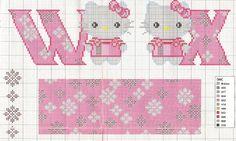 Hello Kitty - alphabet