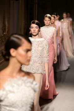 Georges Hobeika Spring/Summer 2013 Haute Couture.