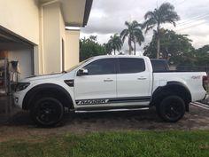 Ford ranger decal