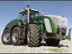 Fendt Tri Six tractor