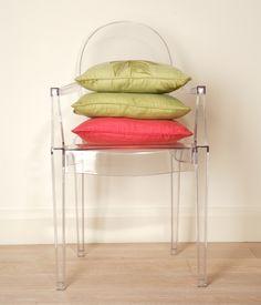 Summery colours. From our Celine plain fabric range: http://www.kestrel-lister.co.uk/product-ranges/fabric-collections/celine-plain.html  #interiordesign #fabrics #colours #home #homedecor #cushions #design