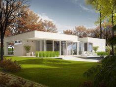 Dom parterowy, niepodpiwniczony. Przeznaczony dla 3-4-osobowej rodziny. To smak architektonicznego minimalizmu w nowatorskim wydaniu. Oryginalna bryła, płaski dach i maksymalnie funkcjonalne wnętrze tworzą harmonijną kompozycję o reprezentacyjnym charakterze. nowoczesna propozycja, zaprojektowana z myślą o inwestorach, którzy bez zbędnej ekstrawagancji chcą podkreślić swój indywidualny styl.