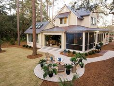 HGTV Smart Home 2018 - HGTV Smart House 2018 Backyard