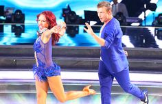 Dancing With the Stars - Nick & Sharna Season 21 - week-1 - fall 2015