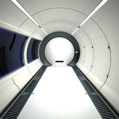 3D MODEL: https://www.turbosquid.com/3d-models/3ds-max-futuristic-sci-fi-corridor/747450?referral=cermaka