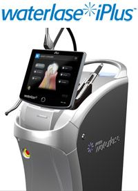 One of 11% of dental offices in the USA using laser technology with our waterlase iPlus